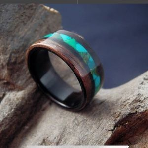 Other - men's wood ring